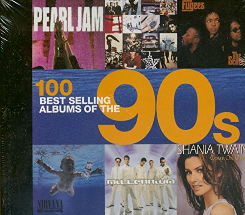 100 Best Selling Albums of the 90s: Auty, Dan; Cawthorne,