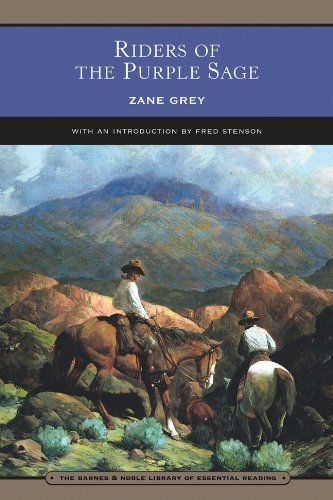 Riders of the Purple Sage: Gertrude Jekyll; Zane