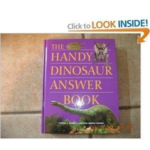9780760757659: Handy Dinosaur Answer Book