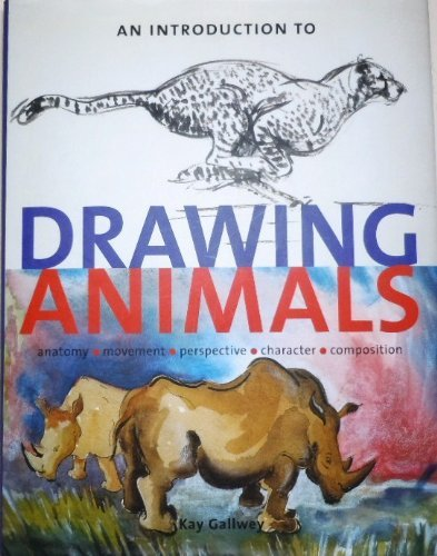 9780760758441: An Introduction to Drawing Animals
