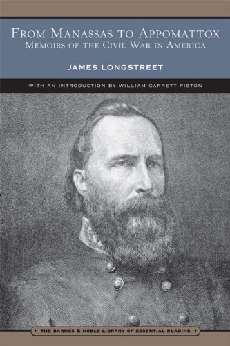 9780760759202: From Manassas to Appomattox: Memoirs of the Civil War in America (Barnes & Noble Library of Essential Reading)