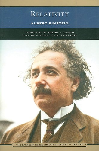 Relativity: The Special and the General Theory (The Barnes & Noble Library of Essential Reading)