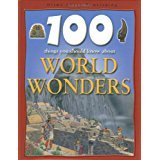 9780760759653: World Wonders (100 Things You Should Know About Series)