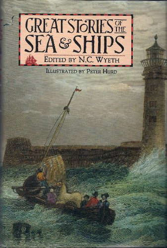 9780760760017: Great Stories of the Sea and Ships