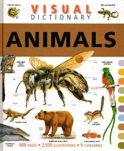9780760760062: Visual Dictionary of Animals