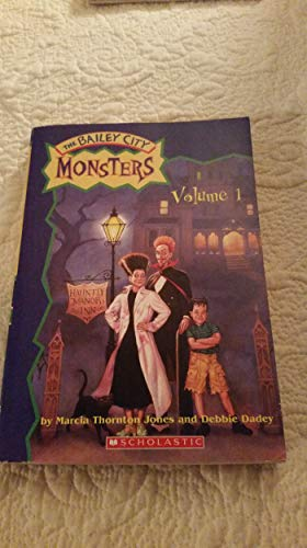 9780760760277: The Bailey City Monsters (Volume 1)