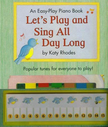 Let's Play and Sing All Day Long: Katy Rhodes