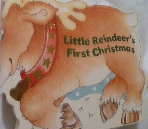 This Little Reindeer's First Christmas: Backpack Books