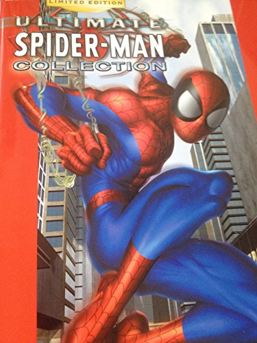 ULTIMATE SPIDER-MAN COLLECTION [Signed + Photo]: Lee, Stan (et