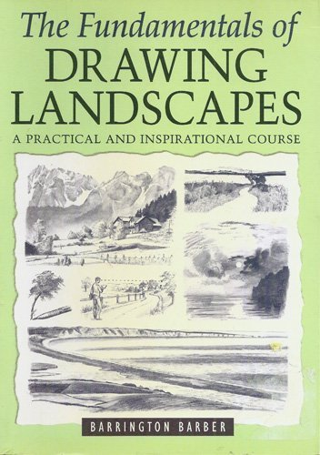9780760761915: Fundamentals of Drawing Landscapes