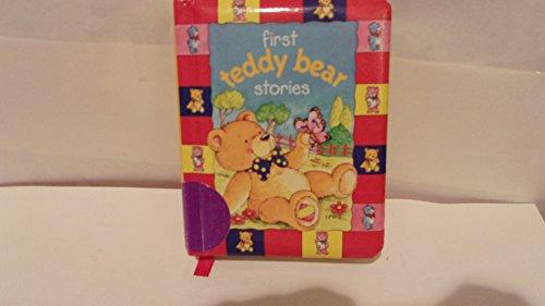 9780760762035: First teddy bear stories