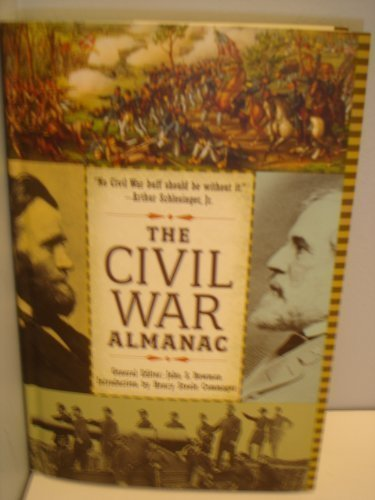 9780760762691: The Civil War Almanac