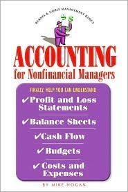 9780760762721: ACCOUNTING FOR NON-FINANCIAL MANAGERS