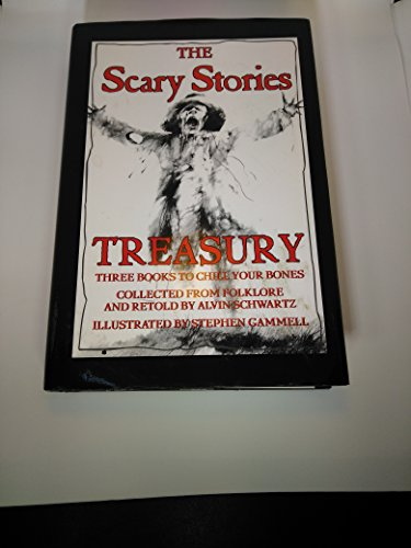 9780760762738: Scary Stories Treasury