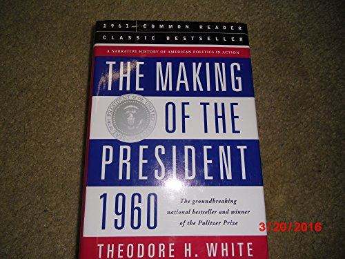 9780760762899: The Making of the President 1960