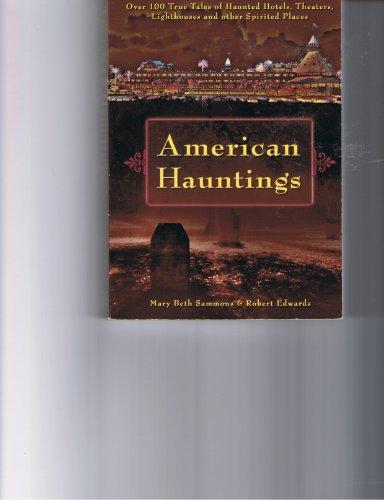 American Hauntings: Sammons, Mary Beth