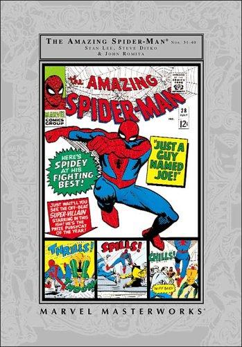 9780760763032: Marvel Masterworks Vol. 4: The Amazing Spider-Man, No. 31-40