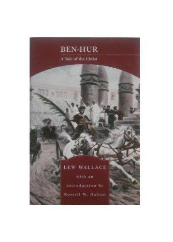 Beispielbild für Ben-Hur: A Tale of the Christ zum Verkauf von Half Price Books Inc.