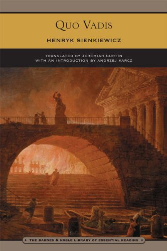 9780760763094: Quo Vadis (Barnes & Noble Library of Essential Reading)