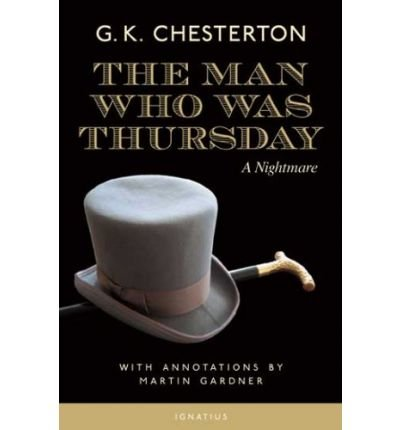9780760763100: The Man Who Was Thursday: A Nightmare (Barnes & Noble Library of Essential Reading)