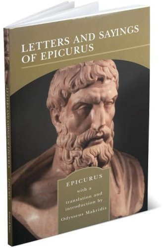 9780760763285: Letters and Sayings of Epicurus