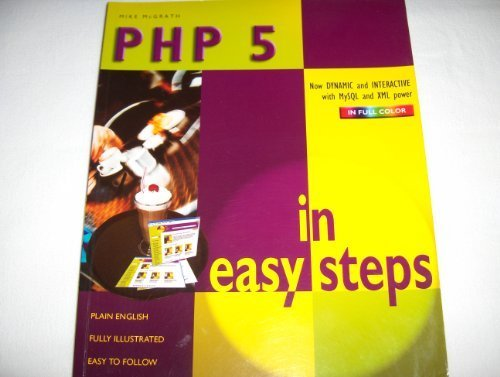 9780760763315: PHP 5 in Easy Steps