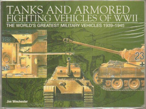 9780760764640: Tanks and Armored Fighting Vehicles of WWII: The World's Greatest Military Vehicles 1939-1945