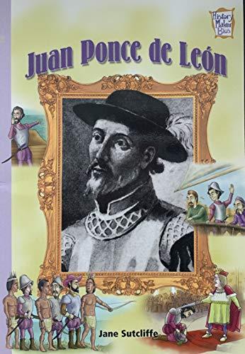 9780760766408: Juan Ponce De Leon (History Maker Bios)