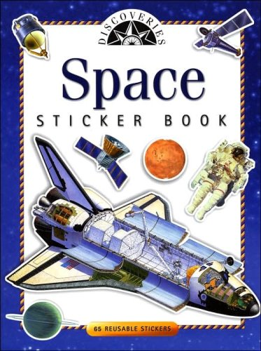 Discoveries Space Sticker Book (Discoveries Series)