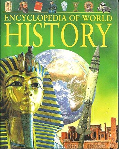 Encyclopedia of World History: From the Stone: Anita Ganeri, Hazel