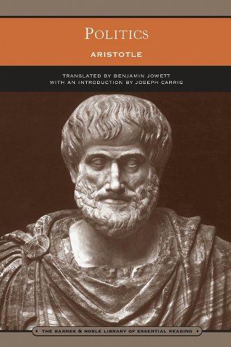Politics (Barnes & Noble Library of Essential: Aristotle