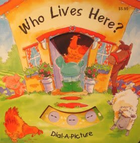 9780760769430: Who Lives Here? (Dial-A-Picture)