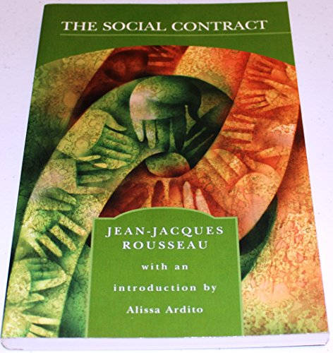 The Social Contract (Barnes & Noble Library: Rousseau, Jean-Jacques