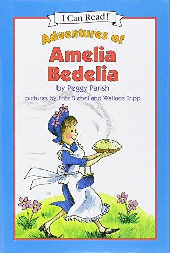 9780760771037: Adventures of Amelia Bedelia (I Can Read Series)