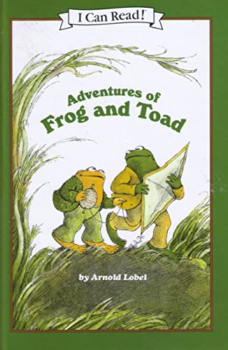 9780760771044: Adventures of Frog & Toad (I Can Read Series)