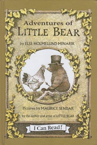 Adventures of Little Bear (An I Can: Else Holmelund Minarik