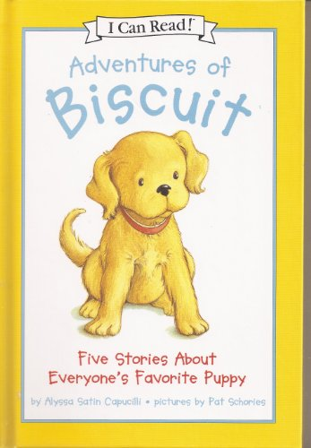 9780760771082: Adventures of Biscuit: Five Stories of Everyone's Favorite Puppy (I Can Read Series)