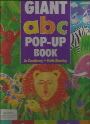 Giant ABC Pop Up Book: Jo Goodberry &