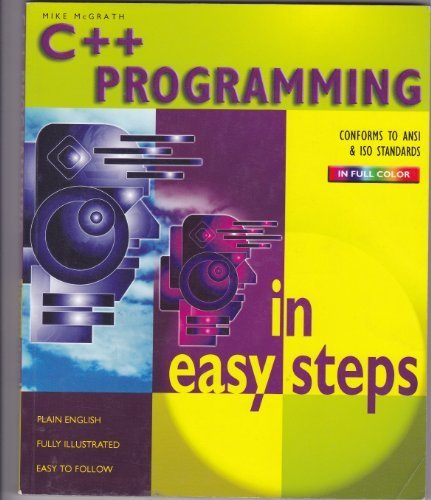 9780760771389: C++ Programming in Easy Steps