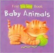 First JigSaw Book Baby Animals: Butterfield, Moira