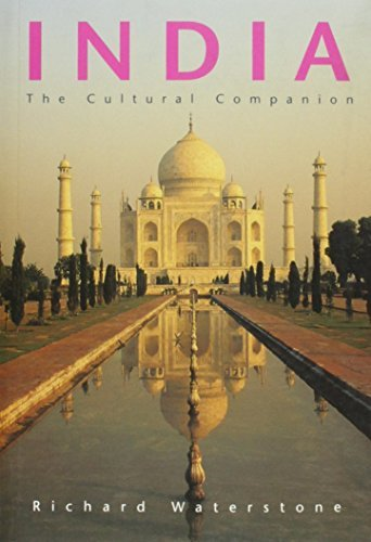 9780760772096: India (The Cultural Companion) by Richard Waterstone (2005-05-03)