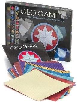 Geo-gami: The Art of Making Geometrical Shapes from Paper: Katherine Gleason