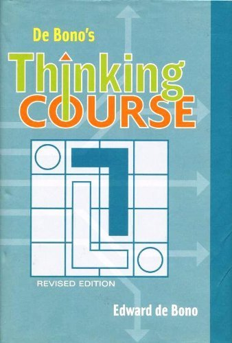edward de bono thinking course pdf