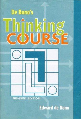 9780760773215: De Bono's Thinking Course (Revised Edition)
