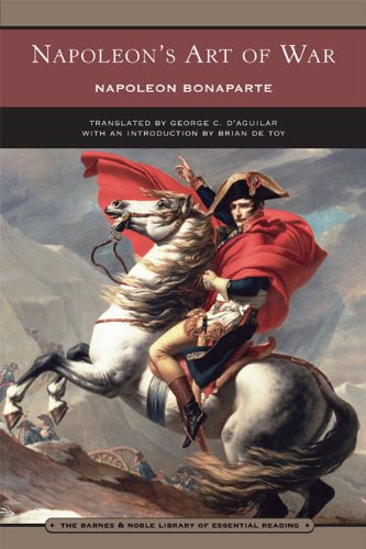 9780760773567: Napoleon's Art of War (Barnes & Noble Library of Essential Reading)