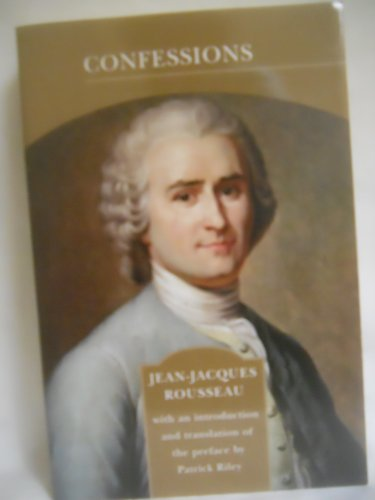 9780760773598: Confessions (The Barnes and Noble Library of Essential Reading)