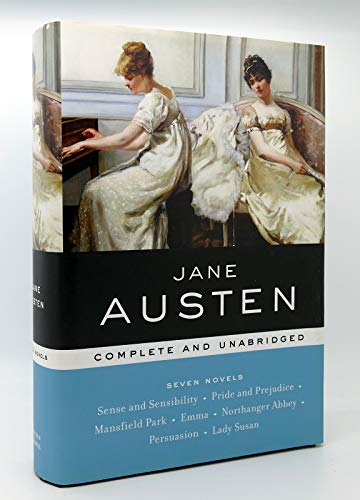 9780760774014: Jane Austen: Complete and Unabridged (Sense and Sensibility, Pride and Prejudice, Mansfield Park, Emma, Northanger Abbey, Persuasion, Lady Susan)