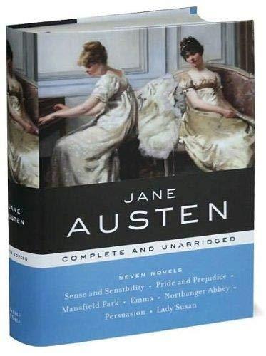 Jane Austen: Complete and Unabridged (Sense and: Jane Austen