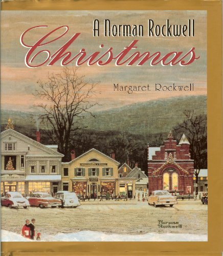 9780760774540: A Norman Rockwell Christmas with CD of 20 Christmas Classics