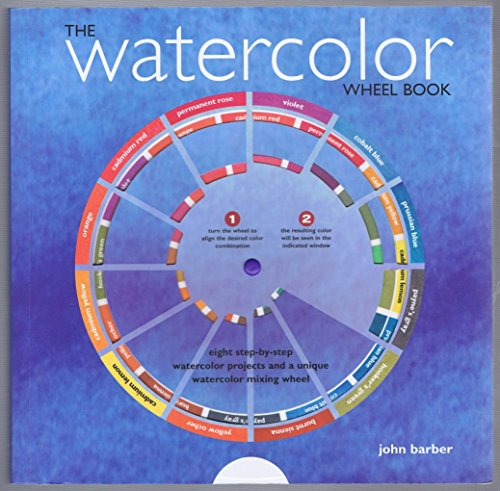 9780760774571: Watercolor Wheel Book